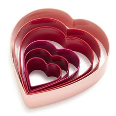 http://www.surlatable.com/product/PRO-2245900/Valentines Day Cookie Cutters Set of 6