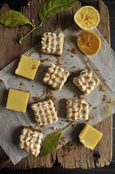 Lemon Meringue Squares – only 5 ingredients, I kid you not!