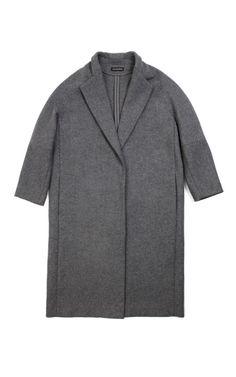 Oversized Coat by Vika Gazinskaya