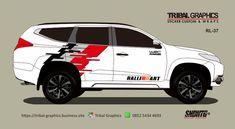 Sticker Monil Sorong, Pajero Sport Sticker Design.  TRIBAL GRAPHICS jln. Trikora,Transad,Aimas Kab.Sorong Papua Barat Call/SMS/WA (0852-5434-4693)  #TribalGraphics #CuttingSticker #3DCuttingSticker #Decals #Vinyls  #Stripping #StickerMobil #StickerMotor #StickerTruck #Wraps  #AcrilycSign #NeonBoxAcrilyc #ModifikasiMobil #ModifikasiMotor #StickerModifikasi  #Transad #Aimas #KabSorong #PapuaBarat Pajero Sport, Custom Wraps, Sticker Design, Cutting Files, Offroad, Stickers, Decor, Home, Decoration