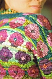 Ravelry: Music of Chance Cardigan pattern by Gina Wilde