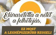 Sós, könnyű, ropogós, tetején isteni sajtkéreggel. Igazi telitalálat ez a finomság!