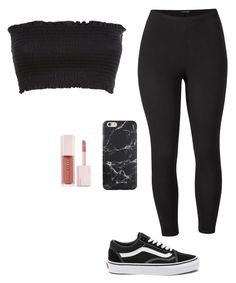 """""""Untitled #117"""" by alessiacaravetta on Polyvore featuring Venus, Vans, Puma and plus size clothing"""