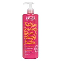 f9a6e506e5b Not Your Mother's Naturals Tahitian Gardenia Flower & Mango Butter Curl  Defining Conditioner - 16