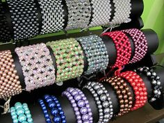 need stretchy bracelets for wrist corsages