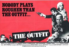 The Outfit (1973 film) movie scenes The Outfit 1973 Baker co stars with Robert Duvall as a pair of ex cons out to avenge the murder of Duvall s brother by the mob