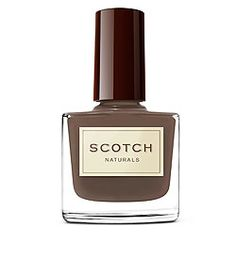 Scotch naturals nail polish in greige - love the packaging. $14.99