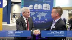 Intellian's Matt Galston and Inmarsat's President, Peter Hadinger meet at this year's Satellite 2017 event and discuss how GX solutions will continue to evolve in order to fit the needs of the commercial and government sectors of the future. What once started out as GX and Fleet Broadband solutions for the commercial sector has now grown to include a focus on tailor-made GX services that fit the particular needs of military and government use.