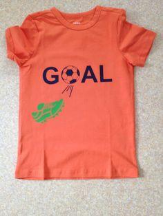 Voetbal shirtje