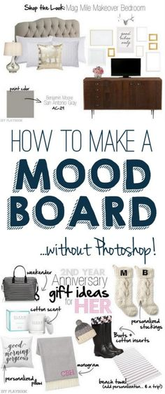 How to Create a Mood Board on Polyvore