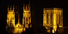 York Minster by Night; Keith Laverack; Would love to go back someday.