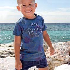 Zoekt u Born to be Famous? Bekijk onze collectie, zoals dit t-shirt met Hawaiiaanse print √ Gratis achteraf betalen √ Gratis retour √ Vanavond geleverd √ Grote voorraad - SHOP NU!
