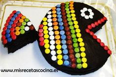 Tarta Pez Con Lacasitos en Thermomix