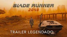 A Sony Pictures Brasil liberou o novo trailer completo de Blade Runner 2049. Confira: