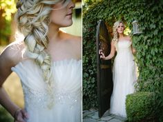 Hair and Make-up by Steph: Rapunzel #weddinghair