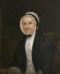 Portrait of a Quaker Lady