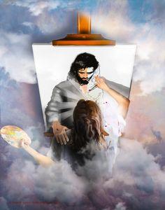 Liquid Love Artist: Ricardo Colon available at www.christianfaithart.com
