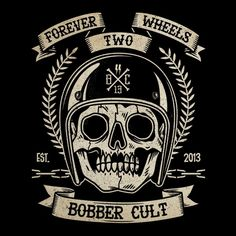 Bobber Cult -- https://www.facebook.com/Bobbercult