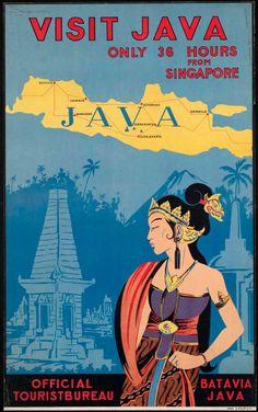 Envie de voyager à travers le temps ? Nous avons ce qu'il vous faut : voici 30 affiches touristiques du siècle passé qui vous donneront envie de partir en excursion...Départimminent !              ...