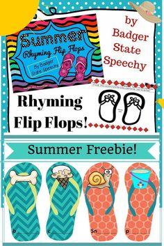 Free!  Rhyming Flip
