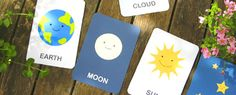 Printable Flash Cards for kids | MrPrintables Such an awesome site for kid printables!!!