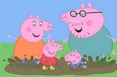 Peppa Pig para colorear e imprimir: los dibujos más bonitos