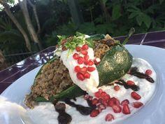 "In Search of the ""Best"" Chile en Nogada — Enchiladas: Aztec to Tex-Mex"
