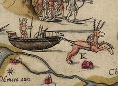 By Olaus Magnus - Carta Marina 1572 (Wikimedia Commons)