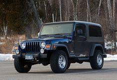 2006 Jeep Wrangler Unlimited, 2005 Jeep Wrangler, Jeep Jl, Compact Suv, Jeep Gladiator, 4x4, Ford, Future Car, Elvis Presley