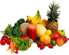 Skin Care With Fruits And Vegetables