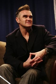 Morrissey interview during the 20th Annual SXSW Film and Music Festival in Austin, Texas, United States (2006).