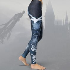 Always - Harry Potter Leggings