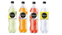 Finley juice drinks from Coca-Cola Enterprises