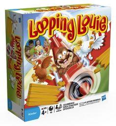 Looping Louie - das lustigste und coolste Spiel aller Zeiten. Geschicklichkeit ist gefragt, wessen Hühner überleben dank deiner Schnelligkeit? Für Groß & Klein