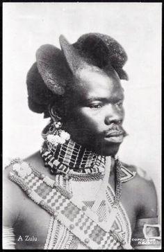 Zulu Man, South Africa