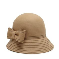Kate Spade and my favorite hat style! A match made in heaven!