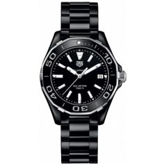 94322dff8 Tag Heuer Aquaracer Ladies Watch WAY1390.BH0716 Stainless Steel Watch, Tag  Heuer Aquaracer Ladies