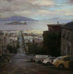 HSIN-YAO TSENG Fine Art - Cityscapes
