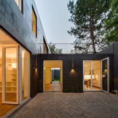 DCPP arquitectos casa campestre house 107 mexico city designboom