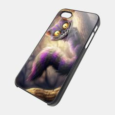 CHESIRE CAT NDR for iPhone 4/4s/5/5s/5c, Samsung Galaxy s3/s4 case