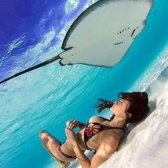 Ep 74. Crazy girl! Would you dare to be this close? Location: Tahiti Credit: @ravaray #earth #earthpics #travel#traveling#wanderlust #nature#discover#luxurytraveller #vacation#beaches#travelawesome#bestvacations #beautifuldestinations#fantastic_earth #discoverearth #sunset#beach#vacations #tropical #traveller#beachlife #beachside #whitesand