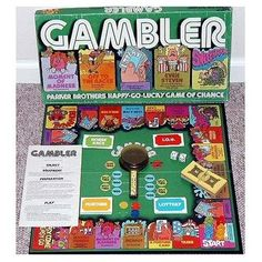 Gambler; Happy-Go-Lucky Game of Chance Gambler http://www.amazon.com/dp/B001P4FQQS/ref=cm_sw_r_pi_dp_VLJavb09EAA3F
