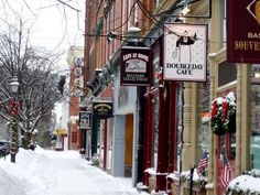 Cooperstown, NY-I know some awesome people from here.