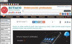 Web-site: www.ectaco.cz