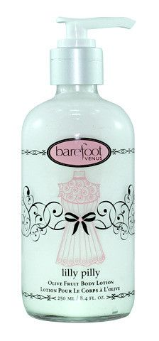 lilly pilly - Olive Fruit Body Lotion   One of the best lotions I have