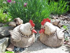 Clay Birds, Ceramic Birds, Ceramic Clay, Pottery Animals, Air Dry Clay, D1, Cement, Terracotta, Animals And Pets