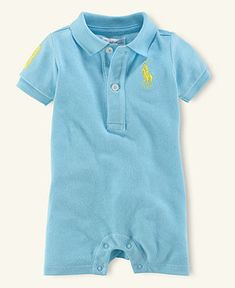 9e59ecded Ralph Lauren Baby Shortall