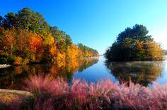Woodlake Lake
