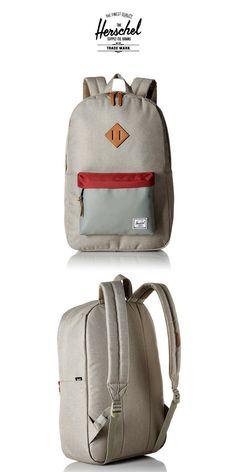 Herschel Supply Co - Heritage Backpack | Click for Price and More | #HerschelSupplyCo #Heritage #Backpack #FindMeABackpack