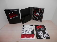 SIN CITY - DVD 2005 Special Edition - Recut, Extended and Unrated
